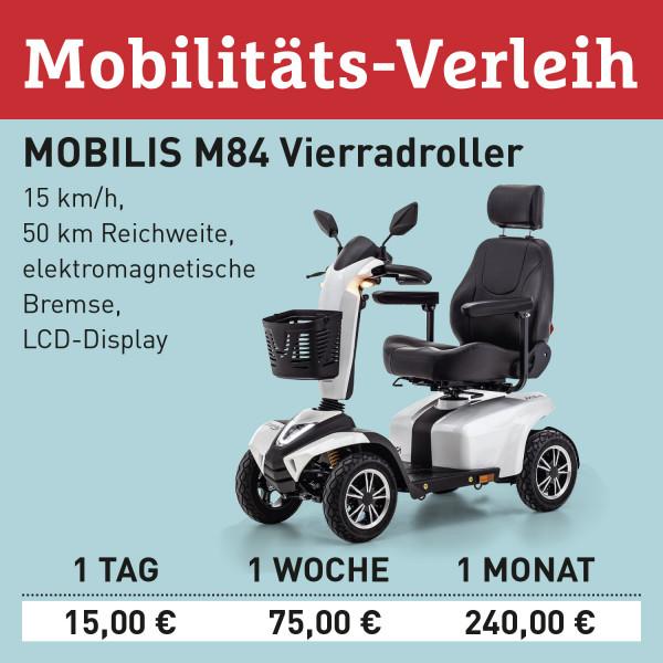 LEBENSFREUDE BY PIEPER Verleih Elektro-Scooter M84